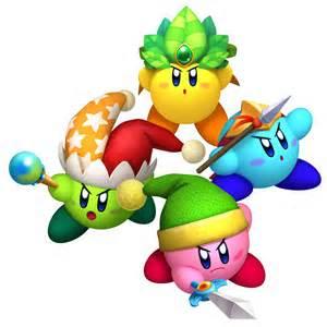 Kirby 4-kirby