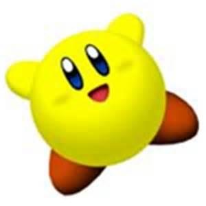 kirby-jaune